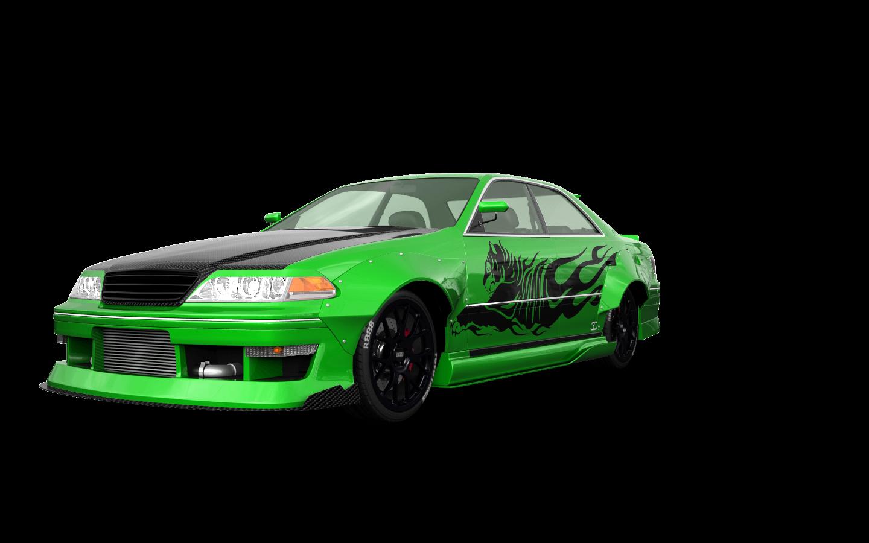 Toyota Mark II X100 Sedan 1999 tuning
