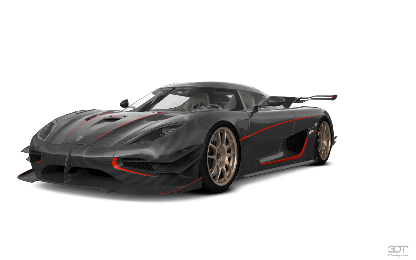 Koenigsegg Agera 2 Door Coupe 2011 tuning