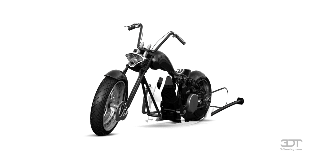 Custom Chopper Chopper 2017 tuning