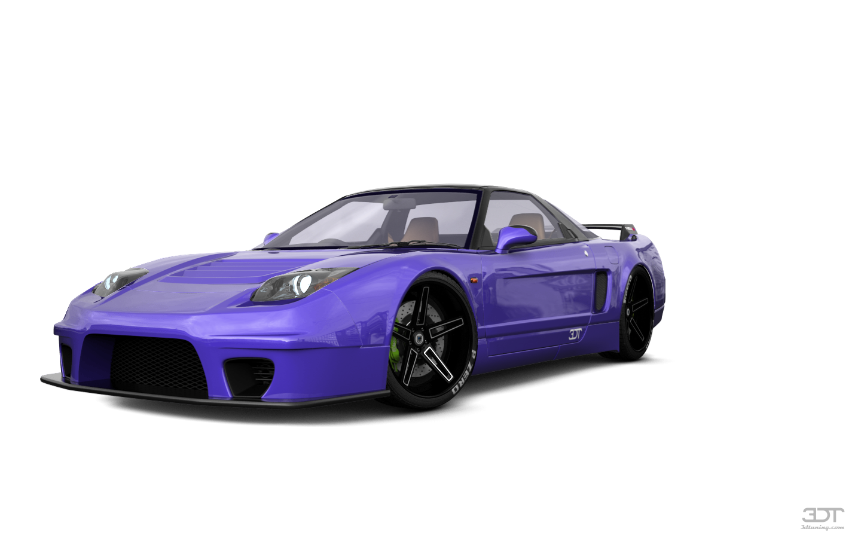 Honda NSX-R 2 Door Coupe 2005 tuning