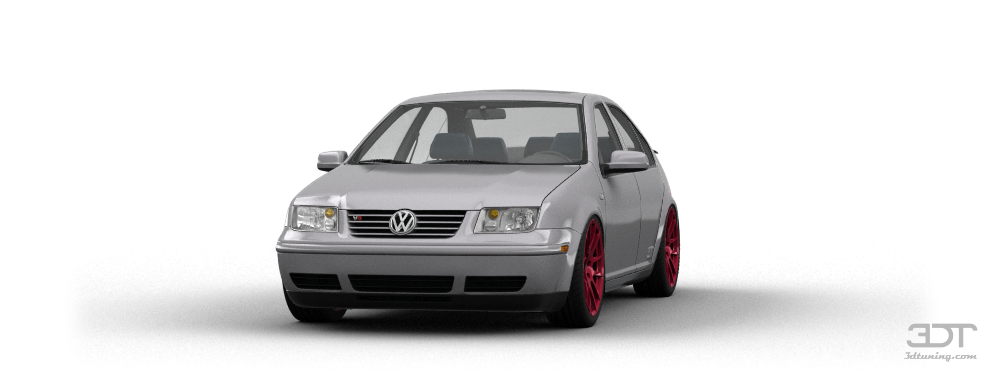 3dtuning Of Volkswagen Bora Vr6 Sedan 2003 3dtuning Com