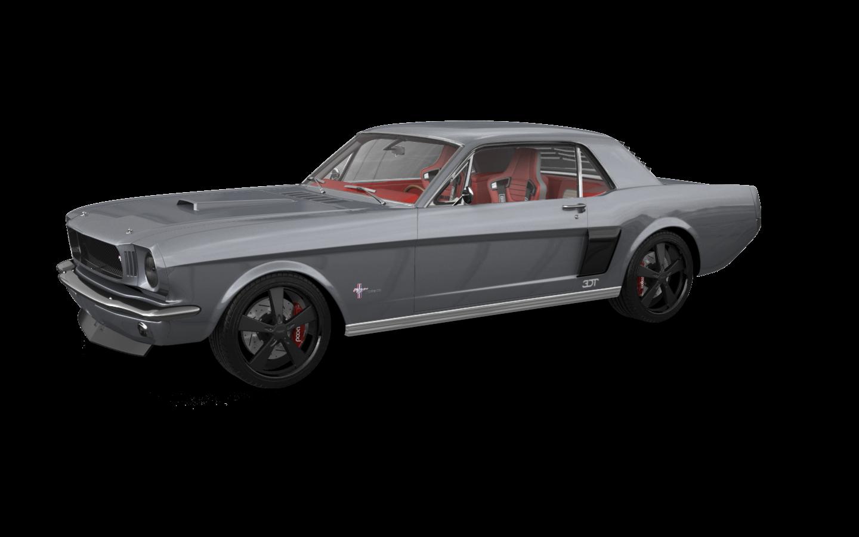 Ford Mustang 2 Door Hardtop 1964 tuning