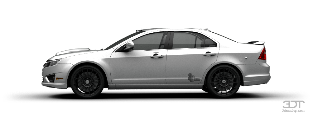 Ford Fusion'10