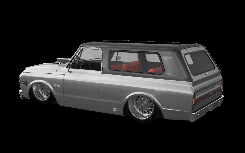 Chevrolet K5 Blazer'69