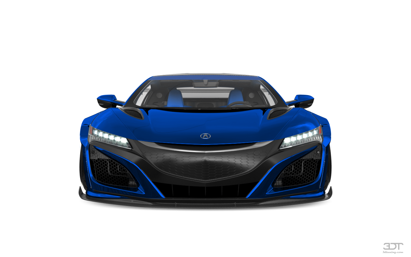 Acura NSX 2 Door Coupe 2017
