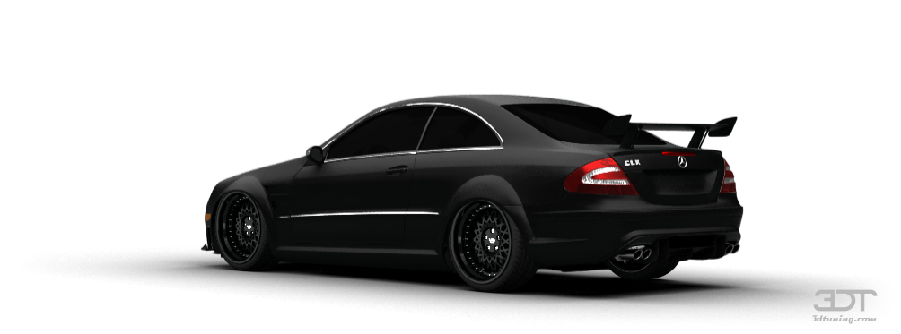 3dtuning Of Mercedes Clk Coupe 2004 3dtuning Com Unique