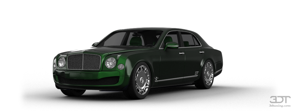 My Perfect Bentley Mulsanne N R 3dtuning Probably The