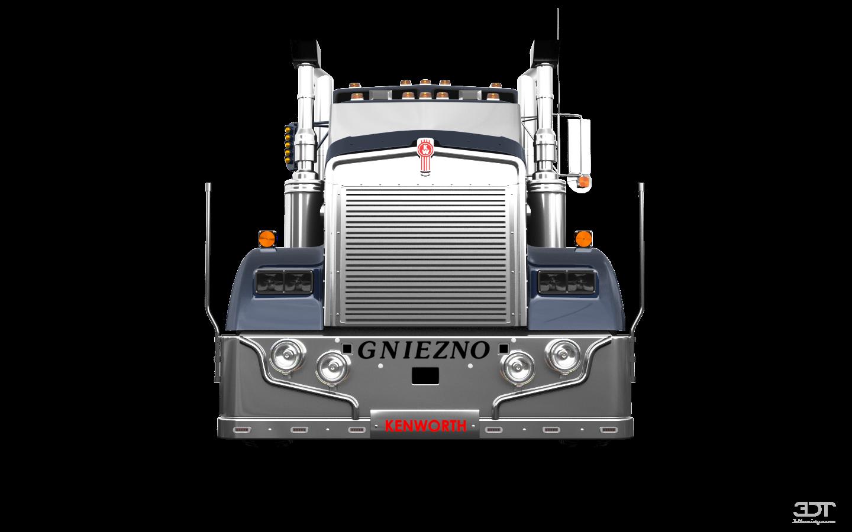 Kenworth W900 Sleeper Cab'15
