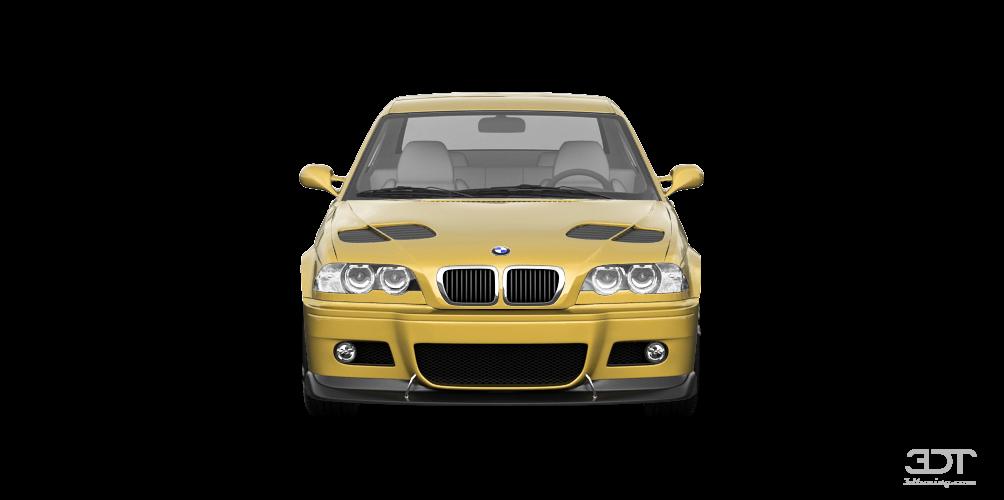 BMW 3 series 2 Door Coupe 2002