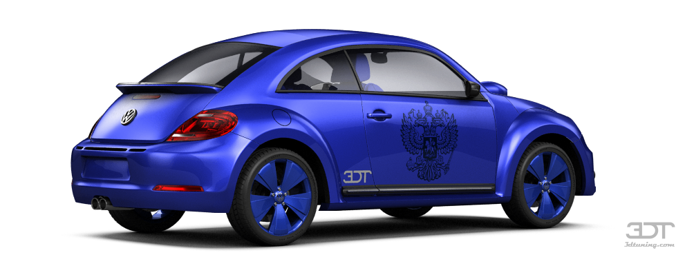 Volkswagen Beetle 2 Door Coupe 2012 tuning