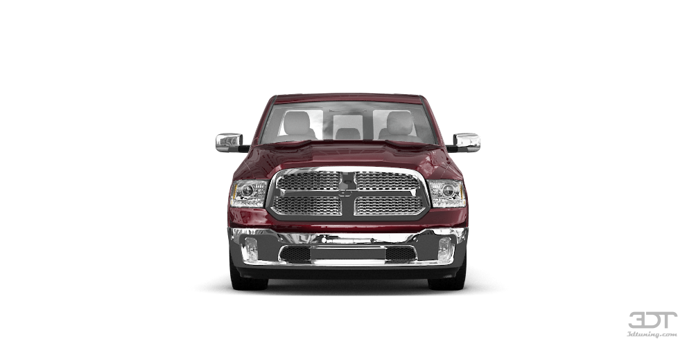 Dodge RAM 1500 Quad Cab Truck 2014