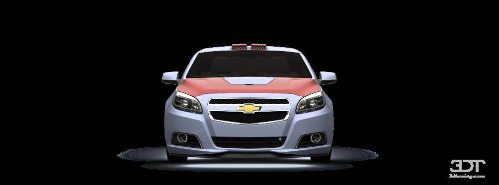 Chevrolet Malibu Sedan 2012