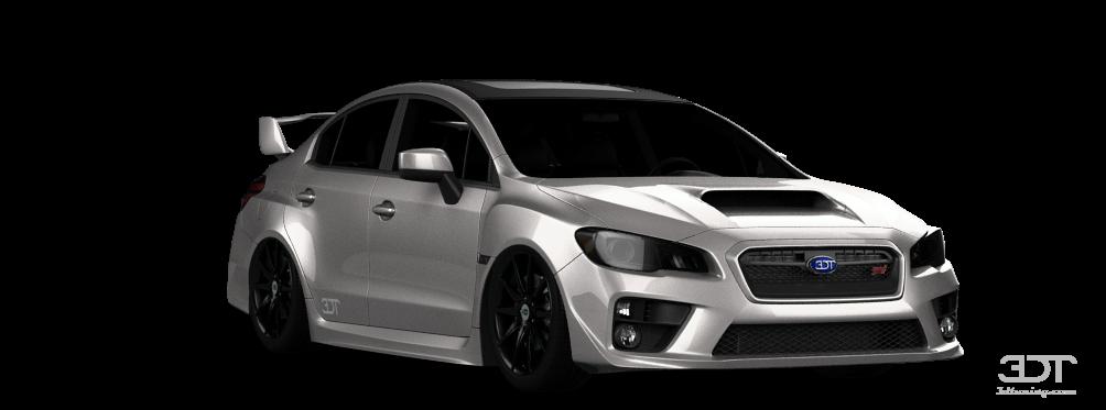 Subaru WRX STI'14