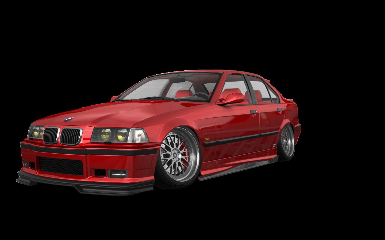 BMW 3 Series 4 Door Saloon 1990 tuning