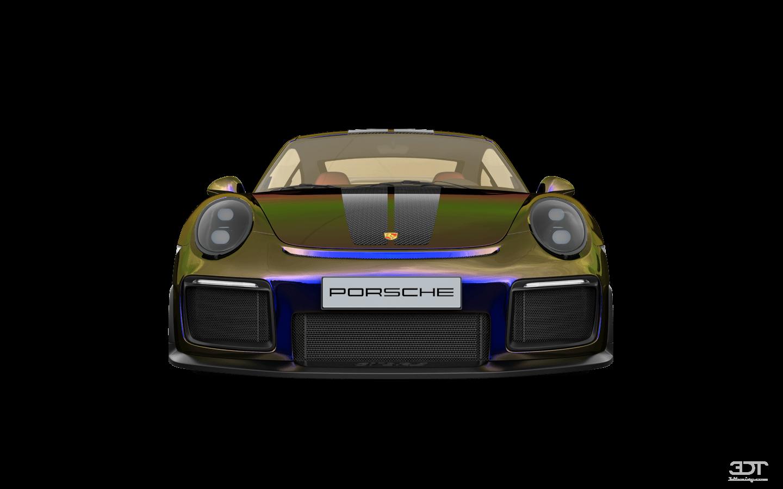 Porsche 911 Turbo S'14