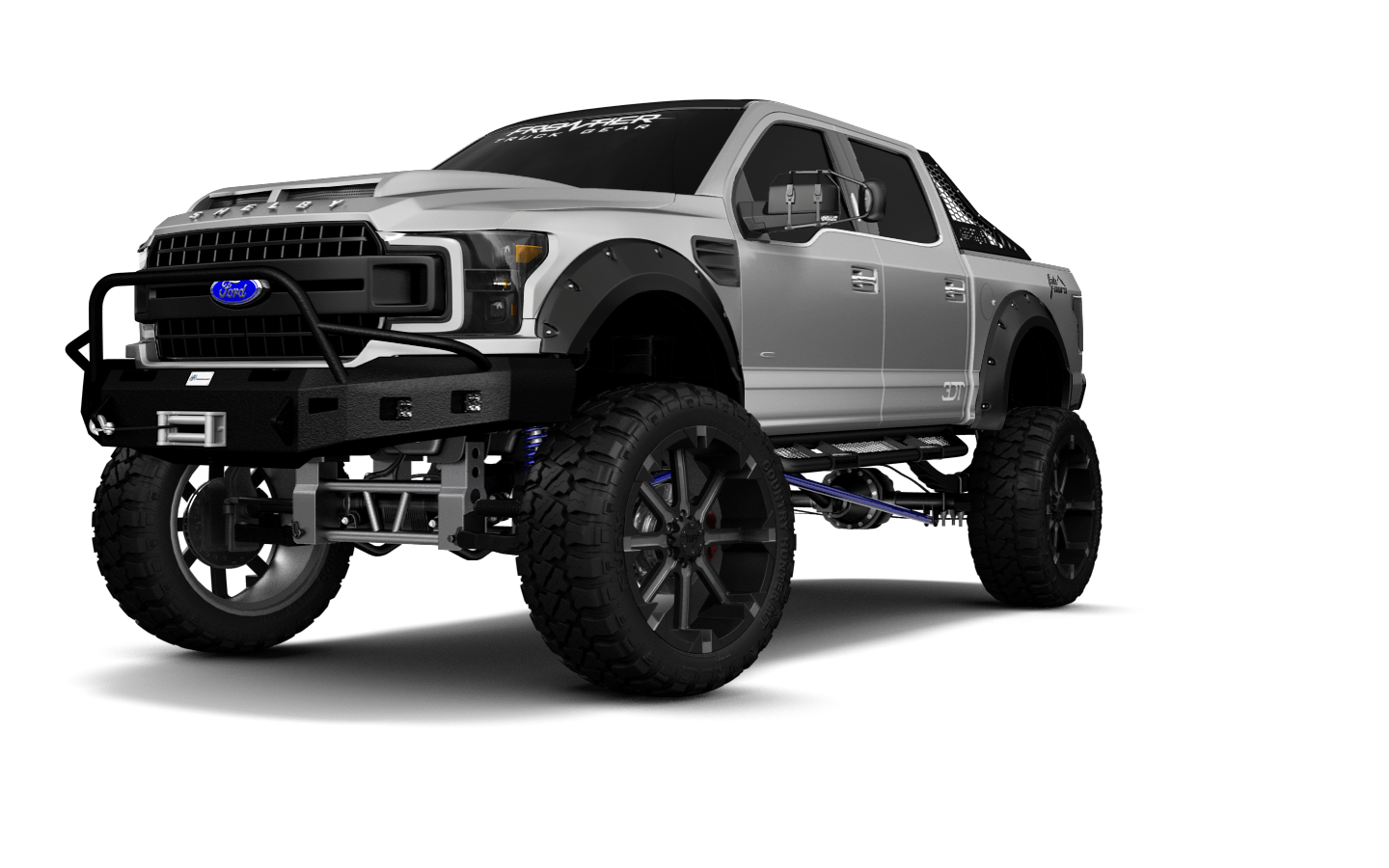 Ford F-150 Truck 2019 tuning