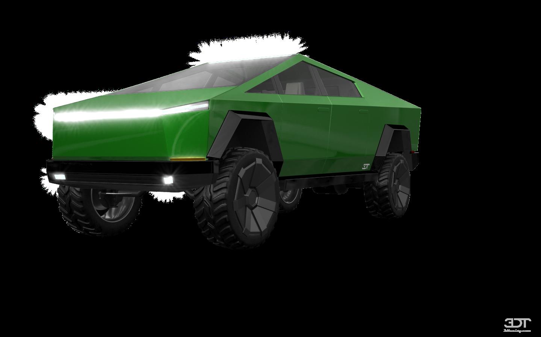 Tesla Cybertruck'21
