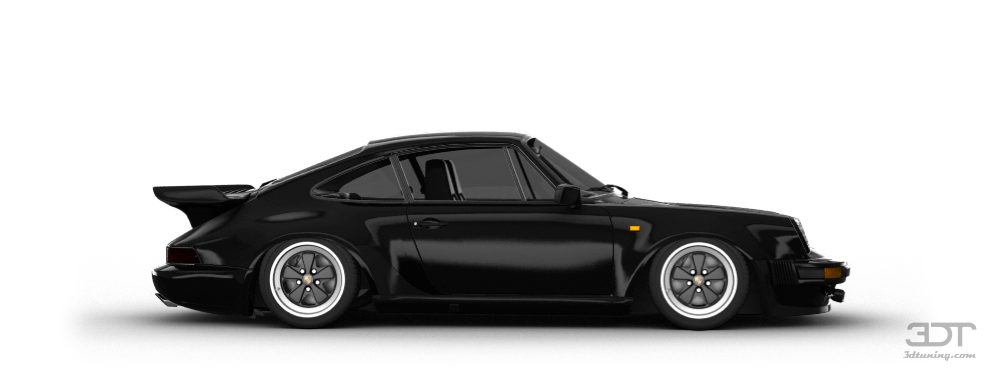 Porsche 911 Turbo Coupe 1978 tuning