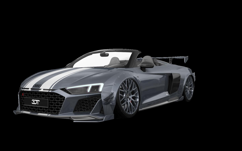 Audi R8 Spyder 2 Door Convertible 2019 tuning