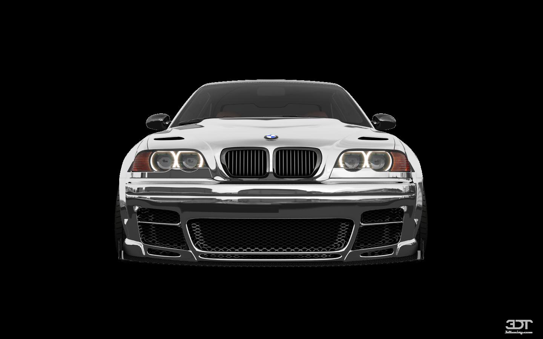 BMW 3 Series 2 Door Coupe 2001