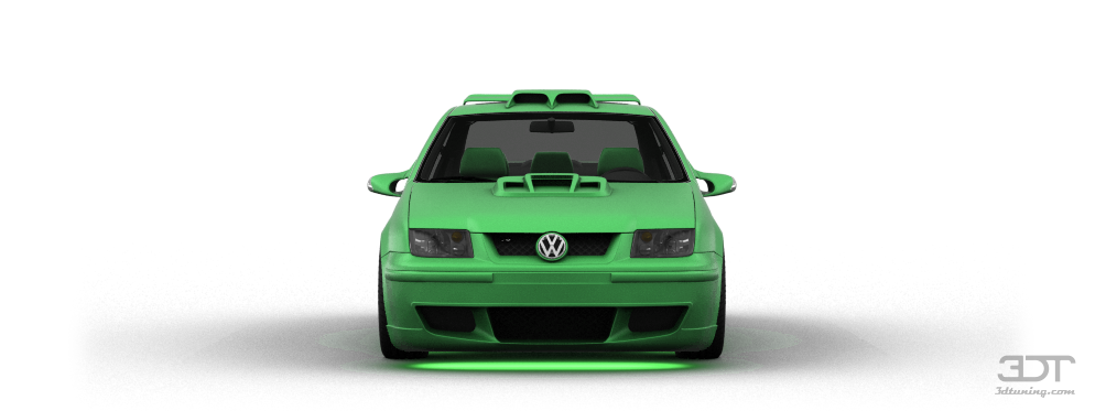 Volkswagen Bora VR6 Sedan 2003