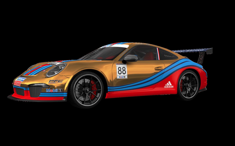 Porsche 911 Carrera'11