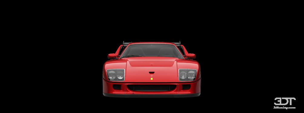 Ferrari F40 Competizione Coupe 1989