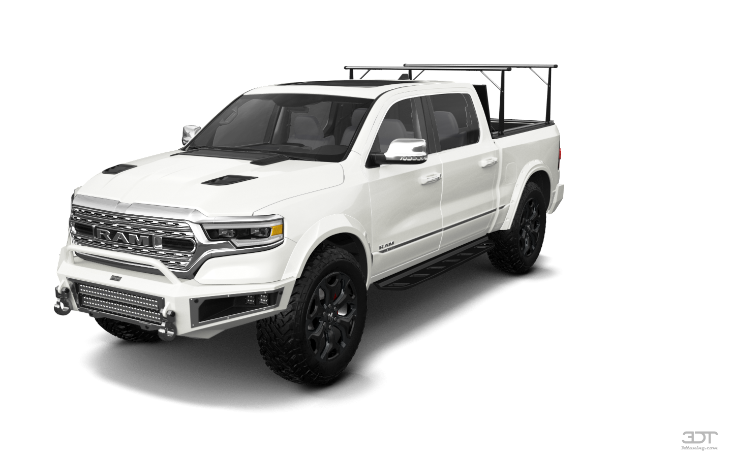 Dodge Ram 1500 4 Door Truck 2019 tuning