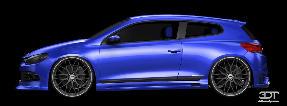 Volkswagen Scirocco R 3 Door Hatchback 2010 tuning