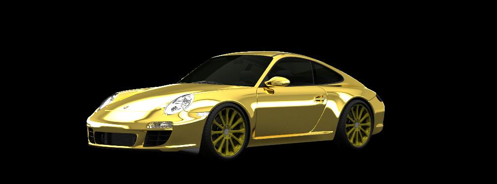 Porsche 911 Coupe 2005 tuning