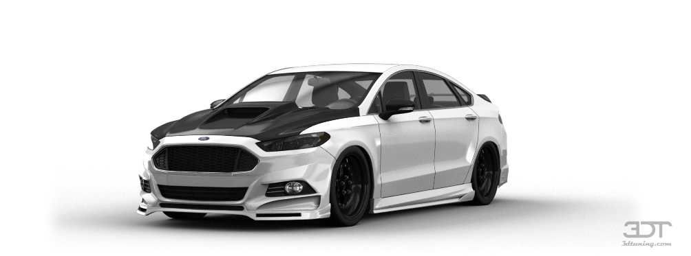 Tuning Ford Fusion 2013 online, accessories and spare