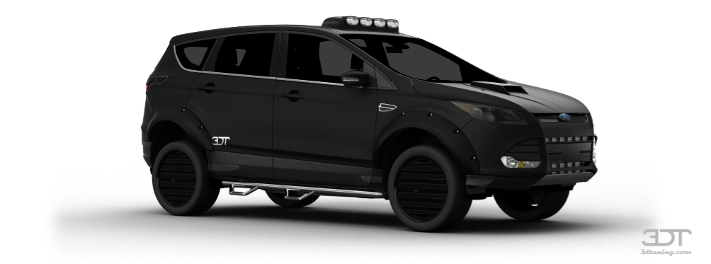 Ford Escape 2014 Custom >> Ford Escape Custom Accessories | Autos Post