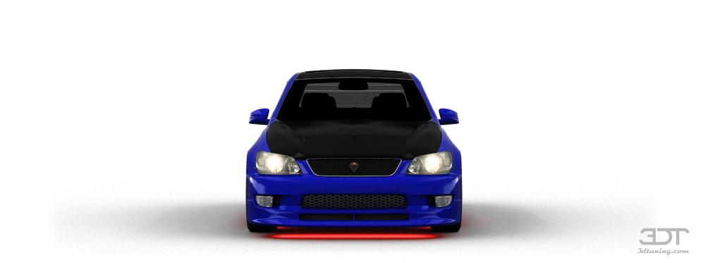 Toyota Altezza RS200'04