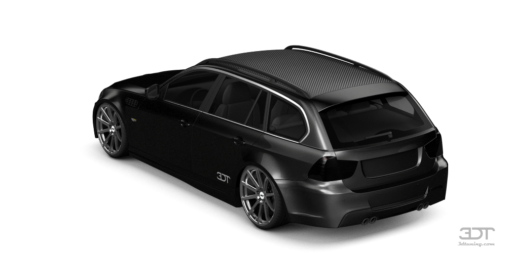 BMW 3 series Touring 2006 tuning