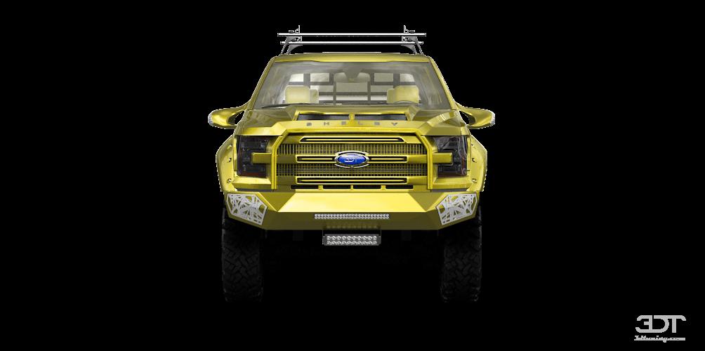 Ford F-150 CrewCab'15
