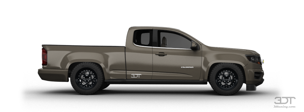 Chevrolet Colorado ShortCab Truck 2015 tuning