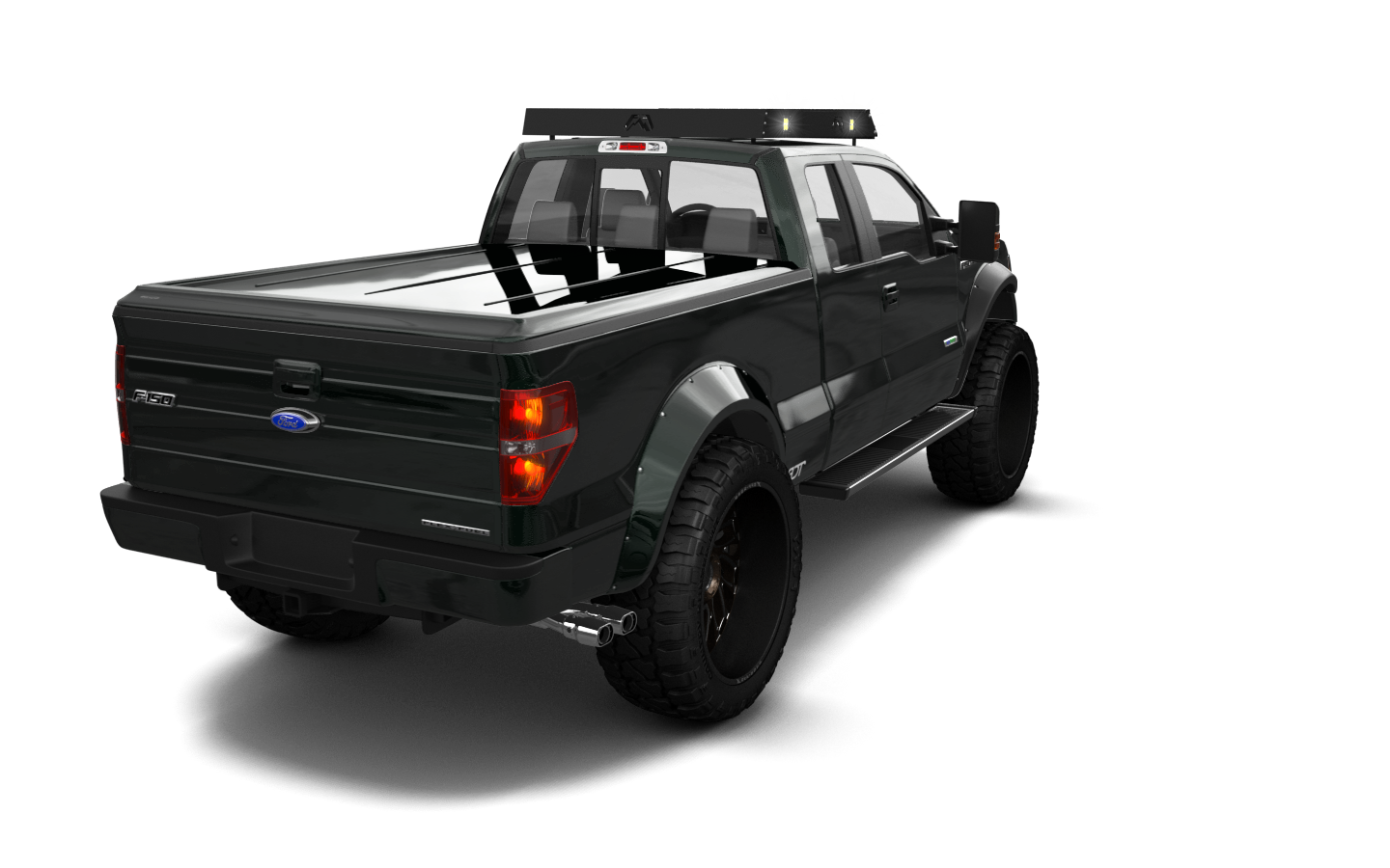Ford F-150 SuperCab'09