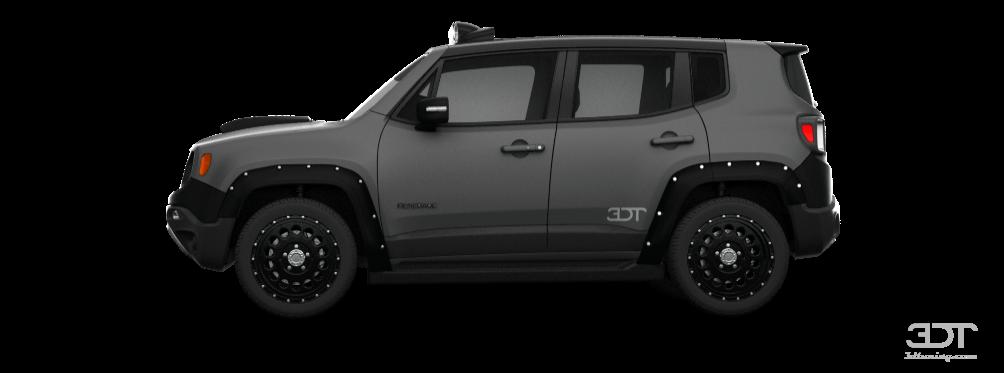 jeep renegade personalizada jeep pinterest jeep. Black Bedroom Furniture Sets. Home Design Ideas