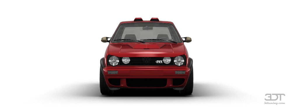 Volkswagen Golf 2 Gti 3 Door Hatchback 1990