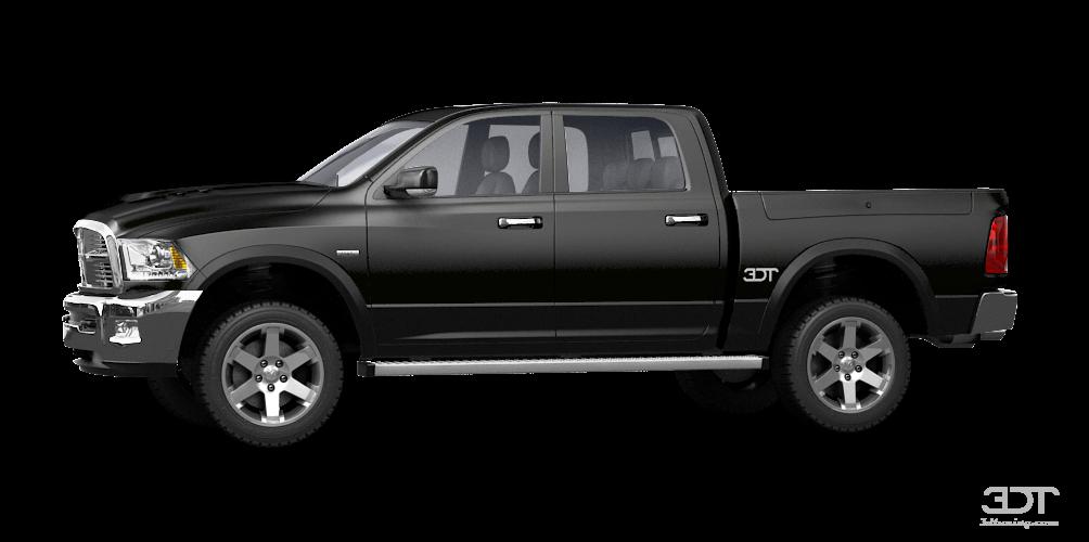 Dodge RAM 2500 Crew Cab Truck 2014 tuning