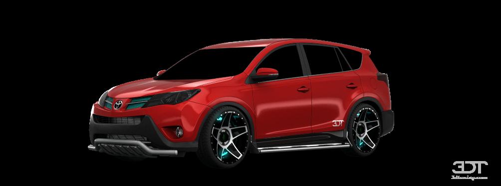 Toyota Paint Car