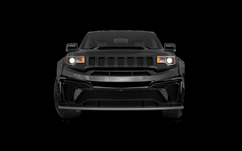Jeep Grand Cherokee 5 Door SUV 2017