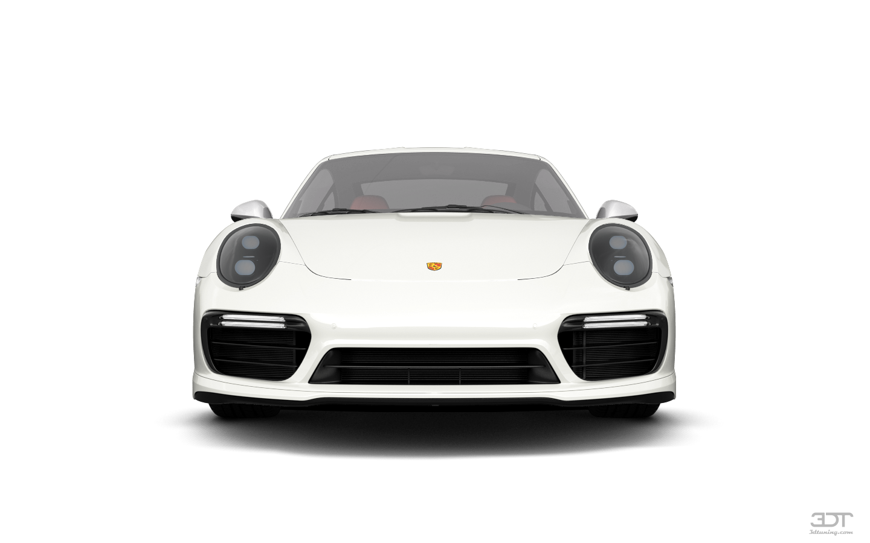 Porsche 911 Turbo S 2 Door Coupe 2014