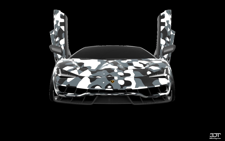 Lamborghini Centenario'17