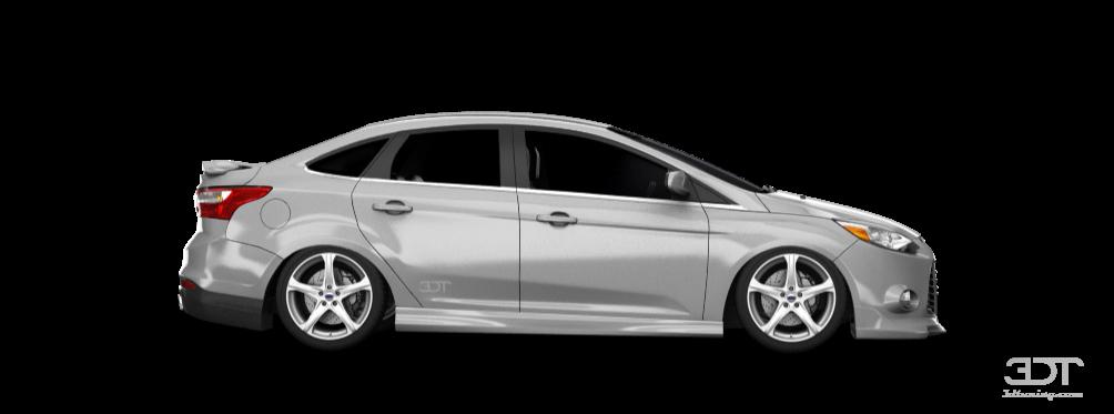 Тюнинг форд фокус 2 седан 2005-2017