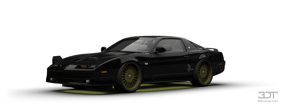 Pontiac Firebird Trans Am GTA'87