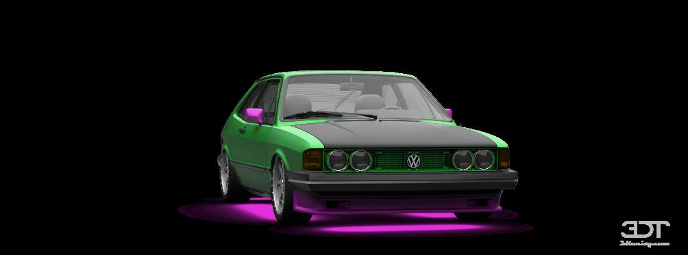 Volkswagen Scirocco'74