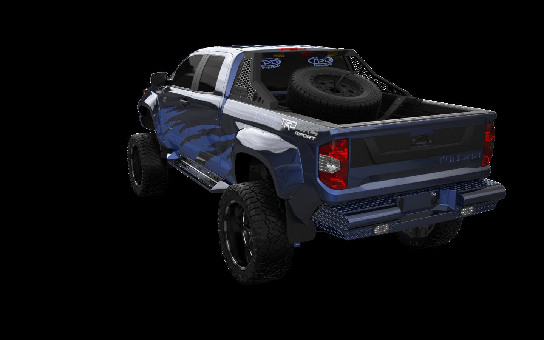 Toyota Tundra 4 Door pickup truck 2020 tuning
