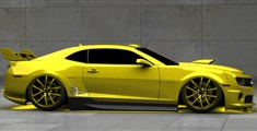 Тюнинг Chevrolet Camaro RS