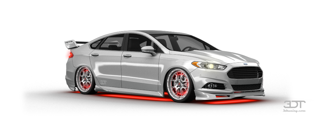 Tuning Ford Fusion 2013 online, accessories and spare ...